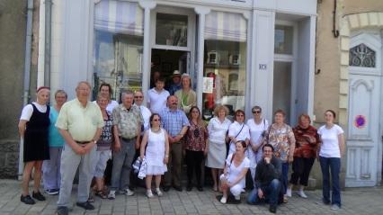 Participants aux ateliers du pays de Craon